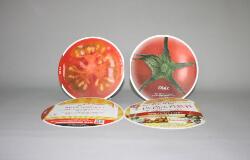 変形dm 2つ折 トマト