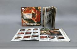 キューブ book dm 16p