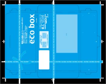 BOXDMの展開図